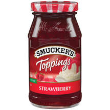 Smucker's Strawberry Fat Free Toppings