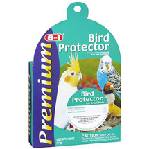8In1 Pet Products For Small Birds Premium Bird Protector