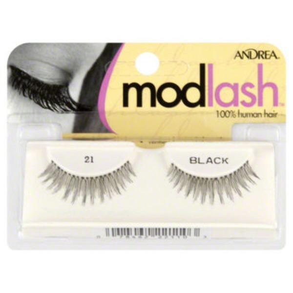 Andrea Lashes Black 21