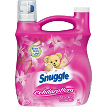 Snuggle Exhilarations Liquid Fabric Softener Wild Orchid & Vanilla Kiss