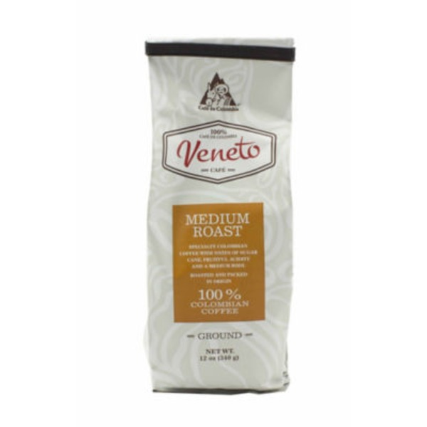 Cafe Veneto Medium Roast Ground Coffee