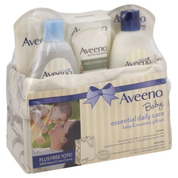 Aveeno® Essentials Daily Care Gift Set Baby® Gift Set