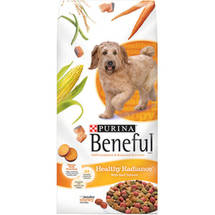 Beneful Healthy Radiance Quick Zip Dog Food