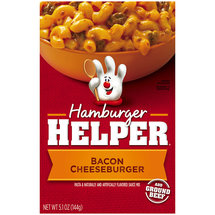 Betty Crocker Classic Bacon Cheeseburger Hamburger Helper