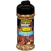 Weber Grill Creations Chicago Steak Seasoning
