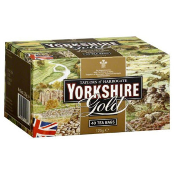 Taylors of Harrogate Yorkshire Gold Black Tea