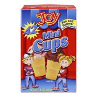 Joy Mini Cups - 42 CT