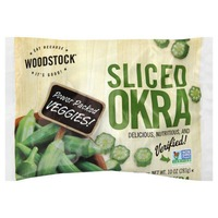 Woodstock Farms Sliced Okra
