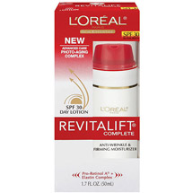 L'Oreal Revitalift Complete Day Lotion Spf 30