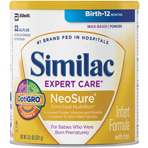 Similac Expert Care NeoSure Powder Formula 13.1oz