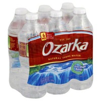 Ozarka Natural Spring Water