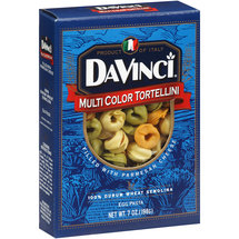 Davinci Multi Color Tortellini Egg Pasta