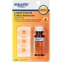 Equate Liquid Corn/Callus Remover