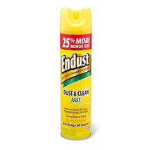 Endust Lemon Zest Multi-Surface Dusting & Cleaning Spray