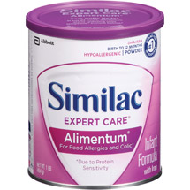 Similac Expert Care Alimentum Powder Formula 1 lb Can