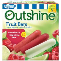 Dreyer's/Edy's Lime Strawberry & Wild Berry Fruit Bars