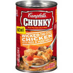 Campbell's Wicked Thai-Style Chicken Soup with Rice & Vegetables