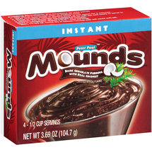 Mounds Instant Pudding Mix