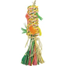 Penn-Plax Natural Kabob Bird Toy
