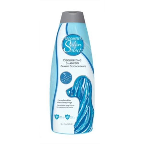 Synergy Labs Groomer's Salon Select Deodorizing Shampoo
