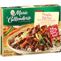 Marie Callender's Mongolian Style Beef