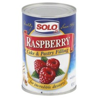 Solo Raspberry Cake and Pastry Filling