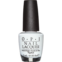 OPI Soft Shades Nail Lacquer NL L00 Alpine Snow