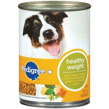 Pedigree Healthy Weight Premium Ground Entree Food For Dogs