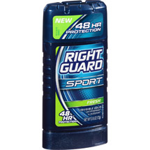 Right Guard Sport Invisible Solid Fresh Anti-Perspirant/Deodorant