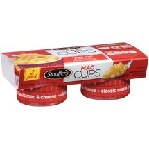Stouffer's Mac Cups Classic Mac & Cheese