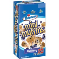 Hostess Blueberry Mini Muffins
