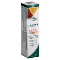 Jason Toothpaste, with Fluoride, Orange, Cinnamon & Mint