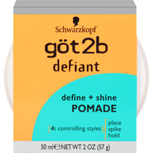 got2b Defiant Define + Shine Pomade
