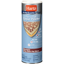 Hartz Ultra Guard Plus Flea & Tick Carpet Powder