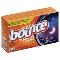 Bounce Sweet Dreams Sheets Fabric Softener