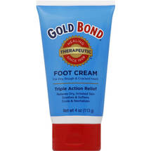Gold Bond Foot Cream