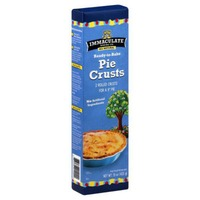 Immaculate Bakery Ready-to-Bake 9 Inch Pie Crusts