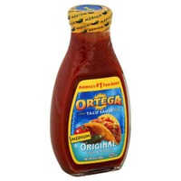 Ortega Medium Original Taco Sauce