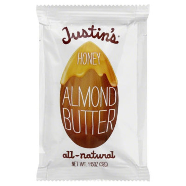 Justin's All Natural Honey Almond Butter
