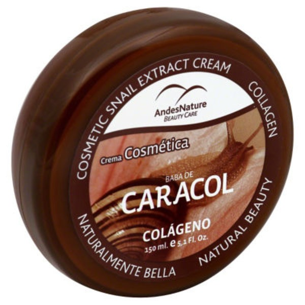 Andes Nature Cosmetic Snail Extract & Collagen Cream