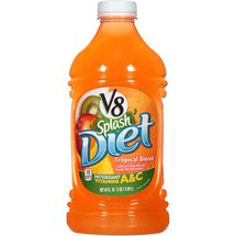 V8 Splash Diet Tropical Blend Beverage