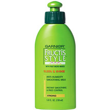 Garnier Fructis Style Sleek and Shine Smoothing Milk