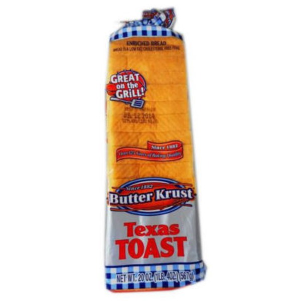 Butter Krust Texas Toast Bread