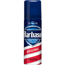 Barbasol Original Travel Shave Cream