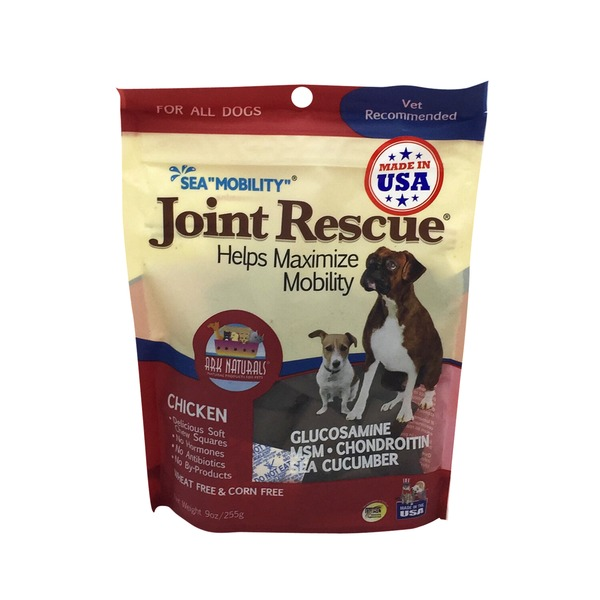Ark Naturals Sea Mobility Joint Rescue Chicken for all dogs