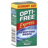 Opti-Free Express Rewetting Drops