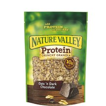 Nature Valley Oats 'n Dark Chocolate Protein Crunchy Granola