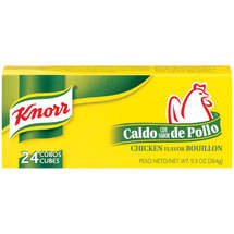 Knorr Hispanic Chicken Cubes Bouillon