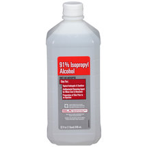 Vi-Jon 91% Isopropyl Alcohol First Aid Antiseptic