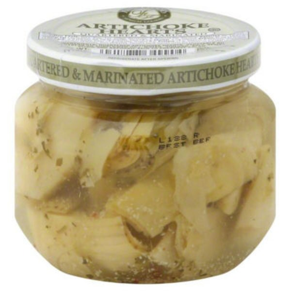 Fanci Food Artichoke Hearts, Quartered & Marinated